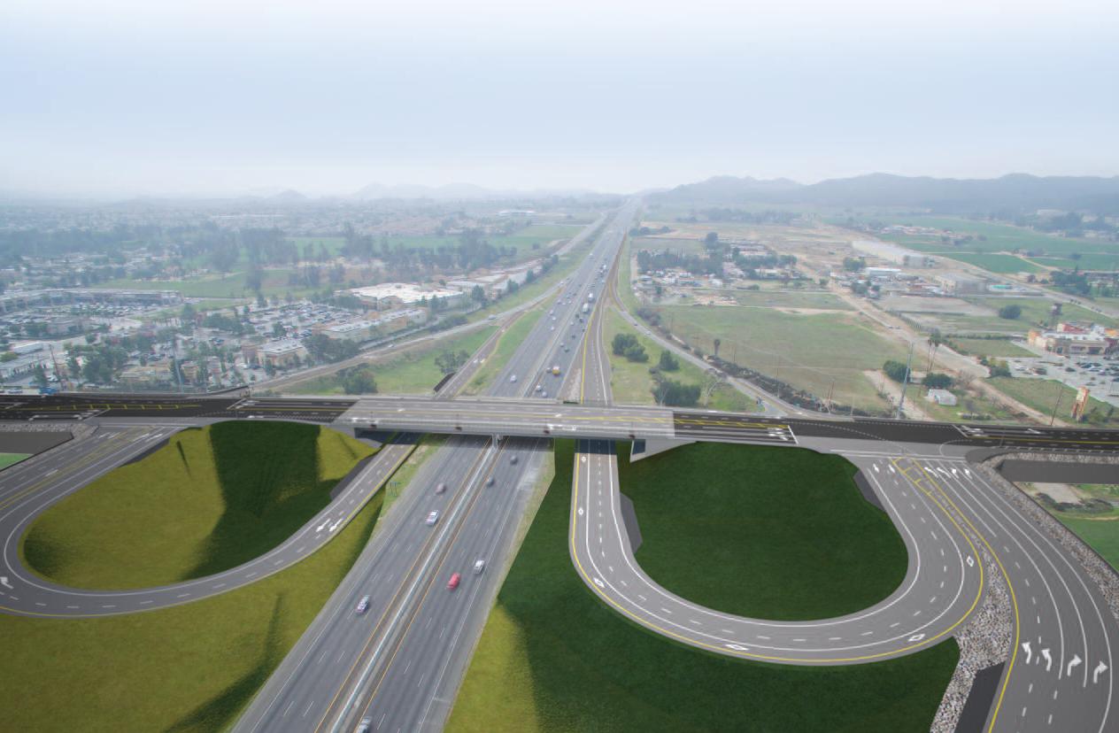 Scott Road/I-215 Interchange Project | Menifee, CA