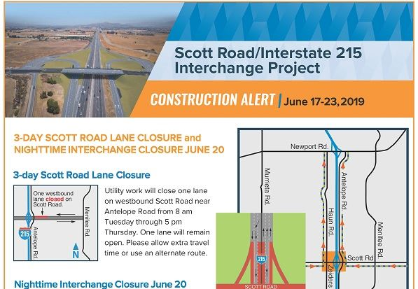 Scott Rd Update June 17-23