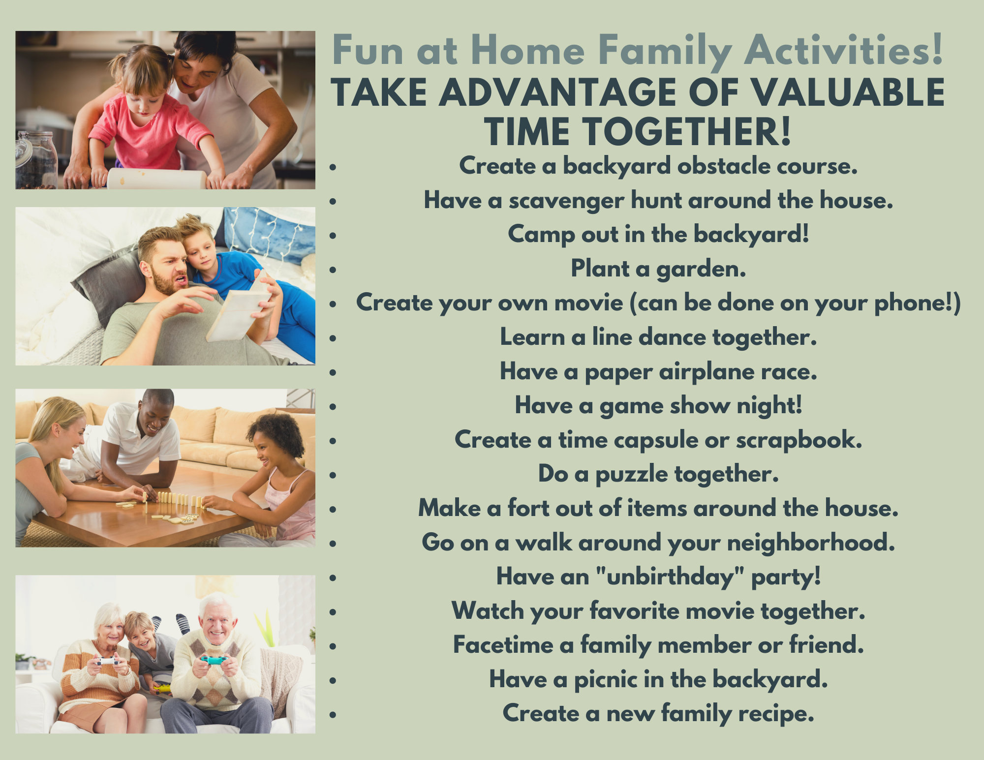 Fun Family Activities (1)