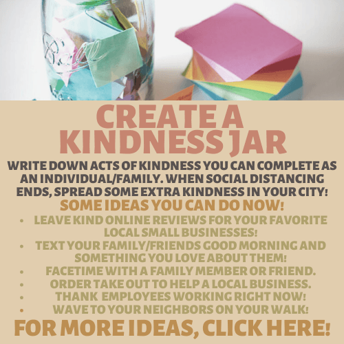 Create a Kindness jar
