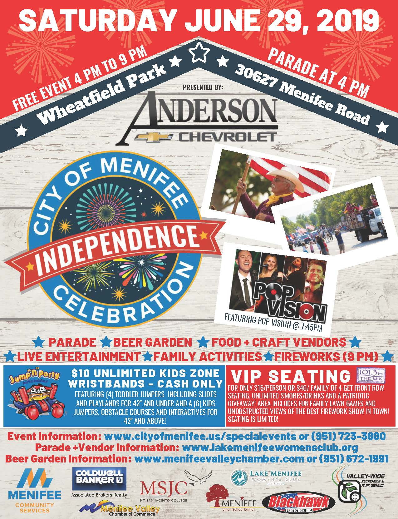 Independence Celebration Flyer-min
