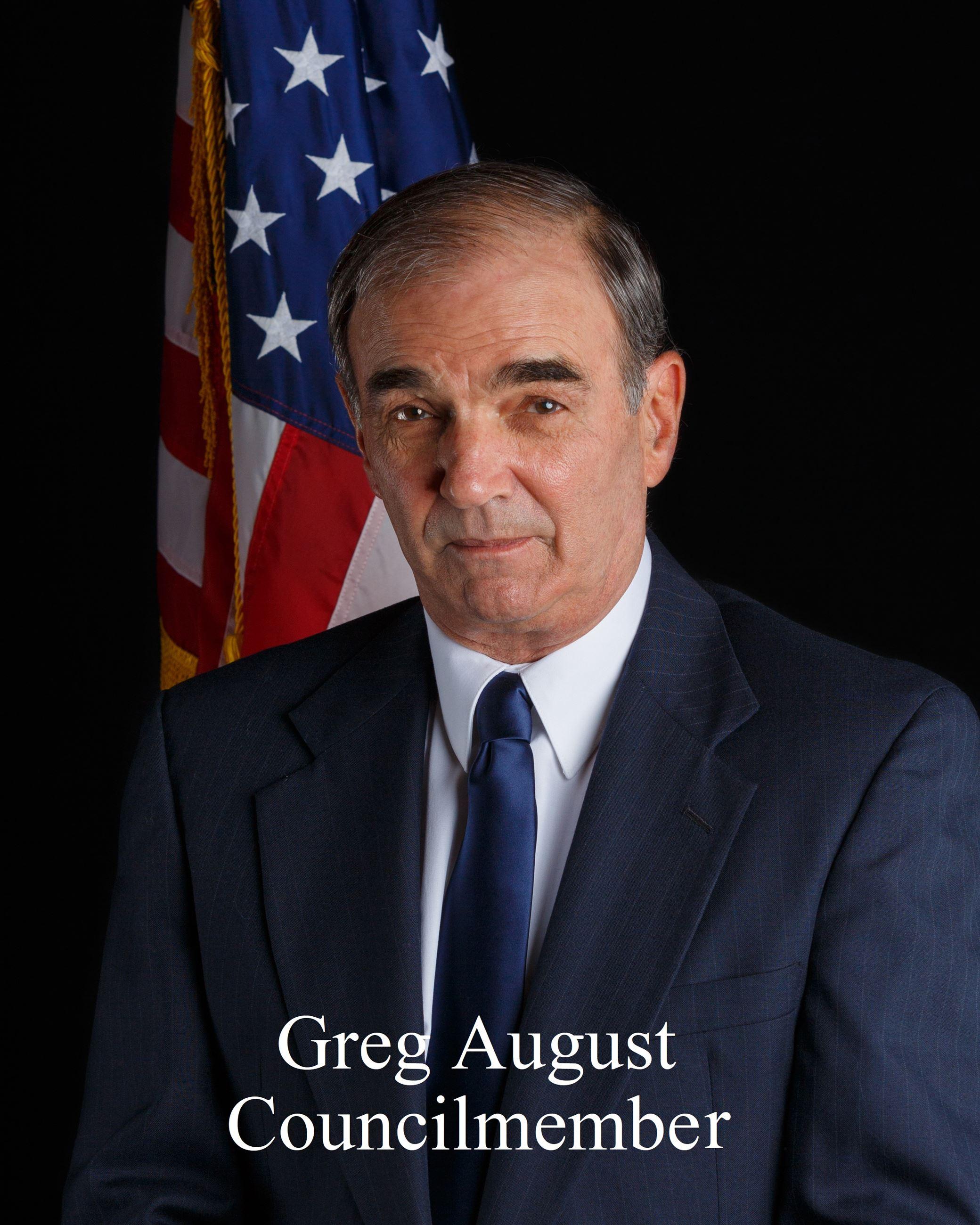 August Councilmember